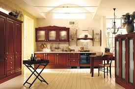 Image Of Italian Kitchen Rustic Design