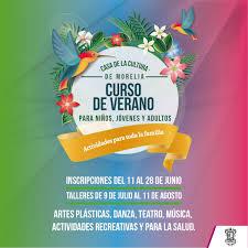 Inician Inscripciones A Cursos De Verano De Casa De La