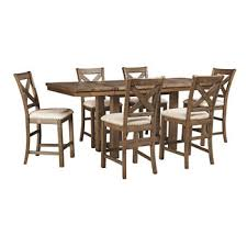 Winsome Jcpenney Dining Room Tables Shop All Kitchen Furniture Sets At JCPenney Signature Design By Ashley Kavarna 7 Piece Counter Height Table