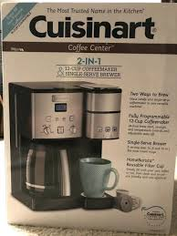 Kitchen Cuisanart Coffee Maker Fresh Cuisinart Parts Dcc 1200 Filters Grinder Manual