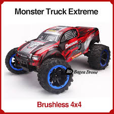 100 Monster Trucks Rc Jual Mobil Offroad Truck 4WD Mobil Remote Control Offroad