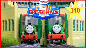 Thomas The Train Tidmouth Shed Trackmaster by Thomas And Friends The Great Race 140 Thomas And Friends Toy