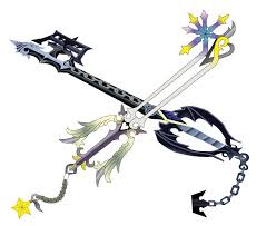 Halloween Town Keyblade by Oblivion And Oathkeeper Keyblades