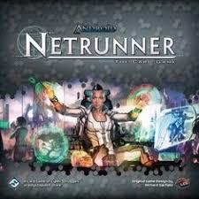 Android Netrunner LCG Revised Core Set Fantasy Flight Games Smile