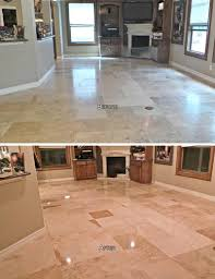 houston travertine sealing bizaillion floors