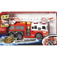100 Fire Trucks Toys Fast Lane Truck With Lights Sounds RUs