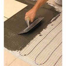 floor tile floor heat mats on within radiant heating from costco