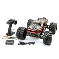 100 Monster Trucks Rc Jlb 24g Racing Cheetah 110 Brushless Rc Car Monster Buggy 80a