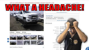 100 Heavy Duty Truck Auction MY TRUCK IS BEING AUCTIONED OFF YouTube