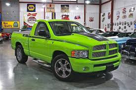 100 Mcilvaine Trucking 2004 Dodge Ram 1500 Hemi GTX Image 1 Of 16 Cars And Trucks