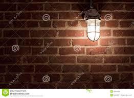 creepy light on textrued brick wall stock image image 20879409