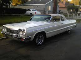 100 Convertible Chevy Truck 1964 Impala SS Picture Car Locator