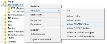 Paramètres Fichier Rdp Bureau à Distance Site Officiel Informatique Kévin Subileau