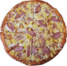 Fresh Slice Pizza Hawaiian in Stockton