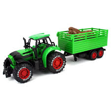 Shop Velocity Toys Farm Tractor Trailer Friction Toy Truck Playset ... John Deere 116th Scale Big Farm Truck With Cattle Trailer Tbek46069 Bruder Man Transportation Cow Figure Wolds Agri Dcp Intertional 9100i Day Cab Walking Floor Ferguson 1959 Tonka Farms Stake Horse Collectors Weekly Breyer Amimal Rescue And Toy Lights Siren Amazoncom Tomy Peterbilt Semi Vehicle Lowboy Ertl 132 Model 579 Livestock Long Haul Trucker Newray Toys Ca Inc Whosale Now Available At Central Items 1 40 Flatbed 2 Tractors Big Farm 367 Grain Box Farmer Tractor And Kids Set Onle4bargains