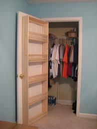 Shelving The Wardrobe Door