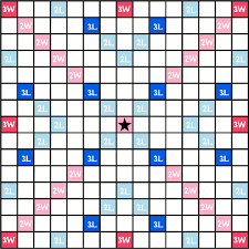 Scrabble Tile Distribution Words With Friends by 100 Scrabble Board Template Bb Scrabble And Bulletin Board