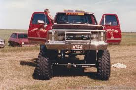 100 Monster Trucks In Mud Videos BangShiftcom Truck Time Machine