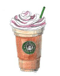 Clipart Freeuse Stock Collection Of Free Starbucks Drawing Mocha