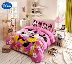 Minnie Mouse Bed Decor by Online Get Cheap Mouse Comforter Aliexpress Com Alibaba Group