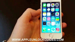 Factory Unlock Sprint iPhone 5 to use with any Sim Card AT&T T