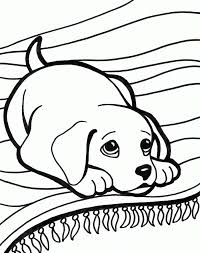 Printable Coloring Pages New Cool Trend Cartoon Free Dog