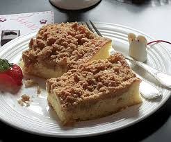 Sour Cream Coffee Cake with Brown Sugar Streusel FineCooking