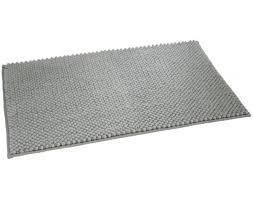 badematte elba silber 50 x 80 cm poco einrichtungsmarkt