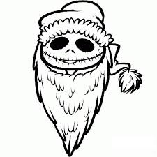 Best Solutions Of Free Printable Nightmare Christmas Coloring Pages To Print For Your Download Resume