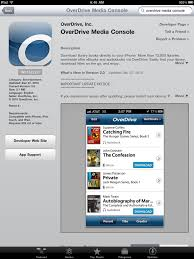 My New Favorite App – Overdrive Media Console Free eBooks
