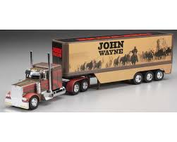 100 Toy Peterbilt Trucks New Ray 10433 132 379 John Wayne NRY10433 S