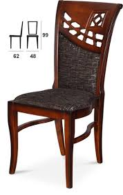 echt holzstuhl stuhl sitz stoff stühle made in eu sessel esszimmer büro neu