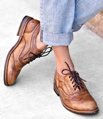 handmade women s vegetable tanned leather shoes bed stu