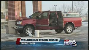 Walgreens Truck Crash In Sheboygan - YouTube 1979 Chevy Silverado K20 Gmc Pickup Frontal Crash Test By Nhtsa Coke Truck Accident Youtube Caught On Video Semi Goes Airborne Erupts Into Fireball In Indiana Lego City 2017 Stunt Truck Lets Build 60146traffic Car Smashes Overpass Most Insane Crashes Compilation 8 Dash Cam Video Shows Horrific High Speed Crash Watch News Videos 2 Killed When Crashes Tree Along I80 Trucker Jukebox On I12 Louisiana 3 Rc Radio Control Bashing Hits Funny Accident In India Livestock I75