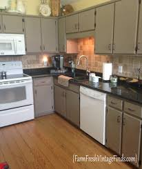 Kitchen Cabinet Reveal