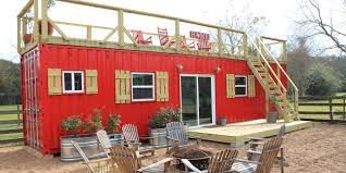 100 Texas Container Homes This Company Makes The Cutest Shipping