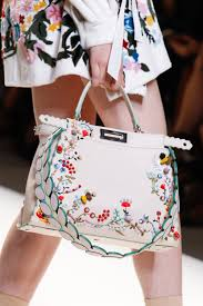 fendi spring summer 2017 runway bag collection u2013 spotted fashion