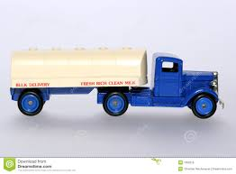 100 Toy Tanker Trucks Milk Truck Sideview Stock Photo Image Of Truck Toys