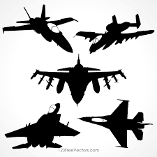 Jet Clip Art 34