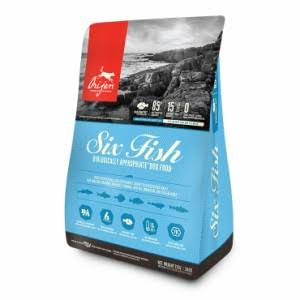 ORIJEN Six Fish Dog Food 12 oz