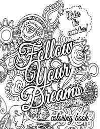 Perfect Inspirational Coloring Pages For Adults Cool Gallery Color Book Ideas