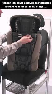 crash test siege auto formula baby siège auto beline sp luxe
