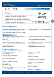 100 Pmc 10 ITPMC10M Media Convert Professional Media Convert By