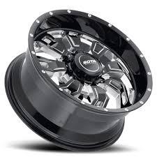 100 20 Inch Truck Rims Aftermarket Wheels SCAR SOTA Offroad