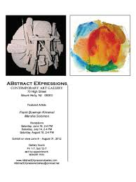 Abstract Expressionism Finds A New Voice In Summer Exhibition At ABstract EXpressions Gallery