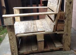 diy wooden pallet adirondack chair 101 pallets hastac 2011