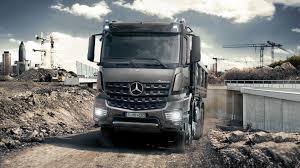 Arocs – Mercedes-Benz Trucks