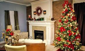 10 Foot Christmas Trees Tree Unlit Lighted Artificial Canada