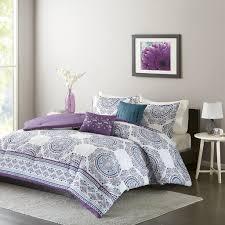 amazon com intelligent design anika comforter set 5 piece