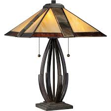 Quoizel Tiffany Lamp Shades by 79 Best Mission Asian Table Lamps Images On Pinterest Asian